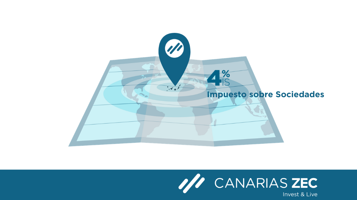 Canarias 4% del IS