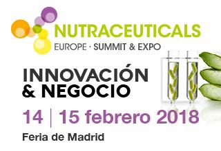 Cartel del evento Nutraceuticals