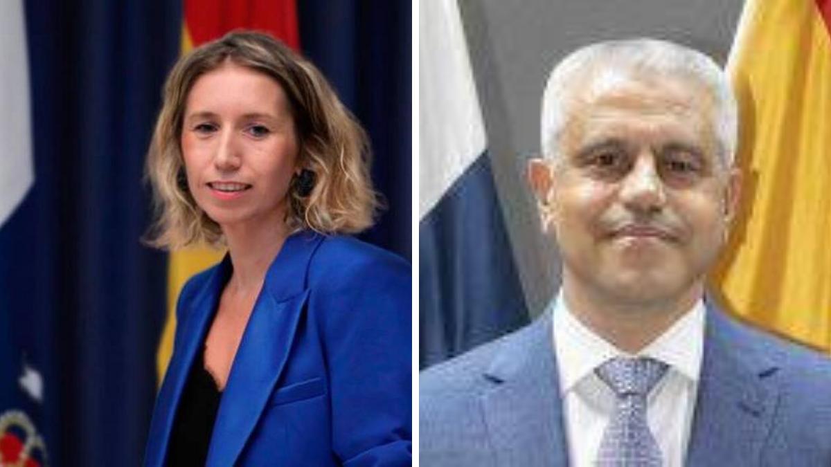 Nombramiento de consejeros del Gobierno de Canarias