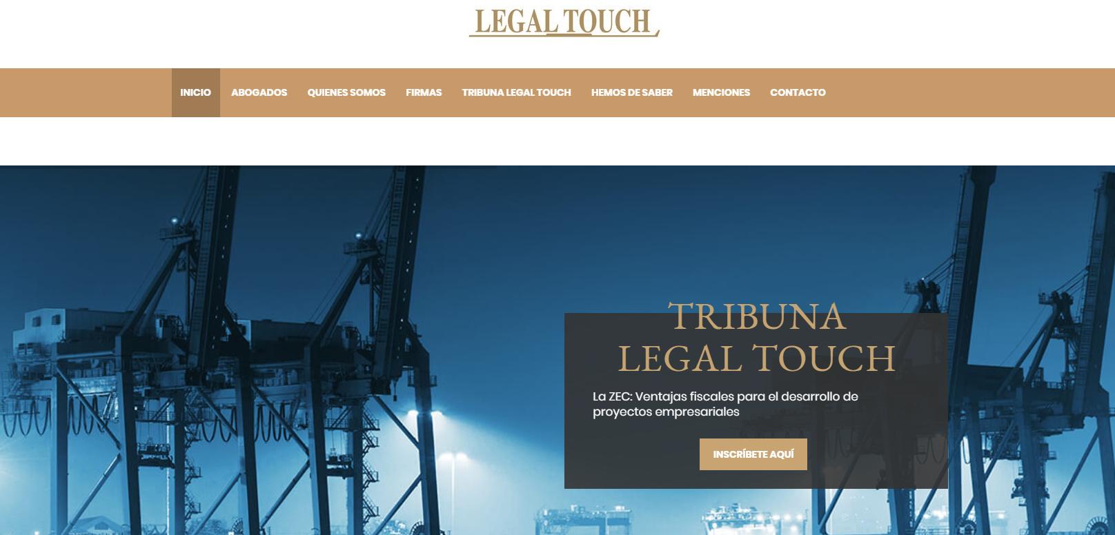 Ponencia Legal Touch