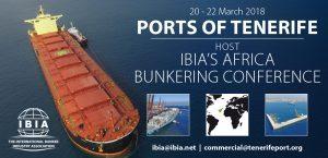 Conferencia organizada por IBIA sobre bunkering Puertos de Tenerife