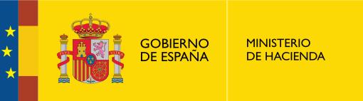 Logotipo del Ministerio de Hacienda