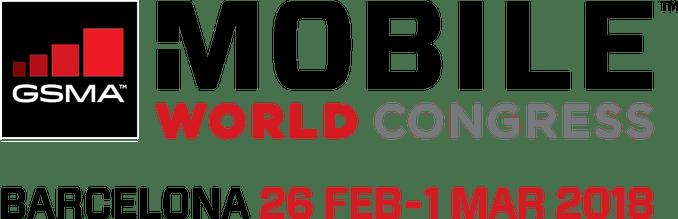 Cartel del evento Mobile World Congress