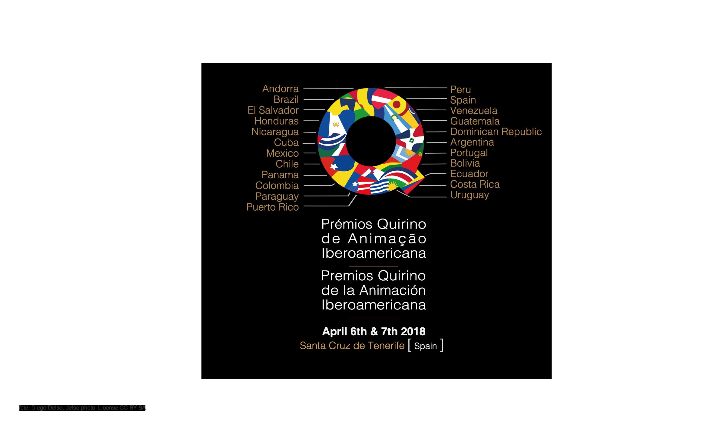 Cartel de Premios Quirino