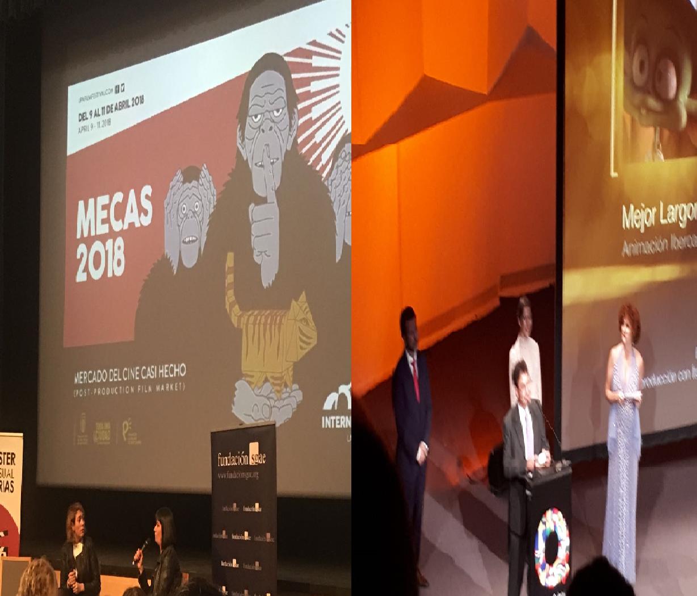 Premios Quirino y Mecas 2018