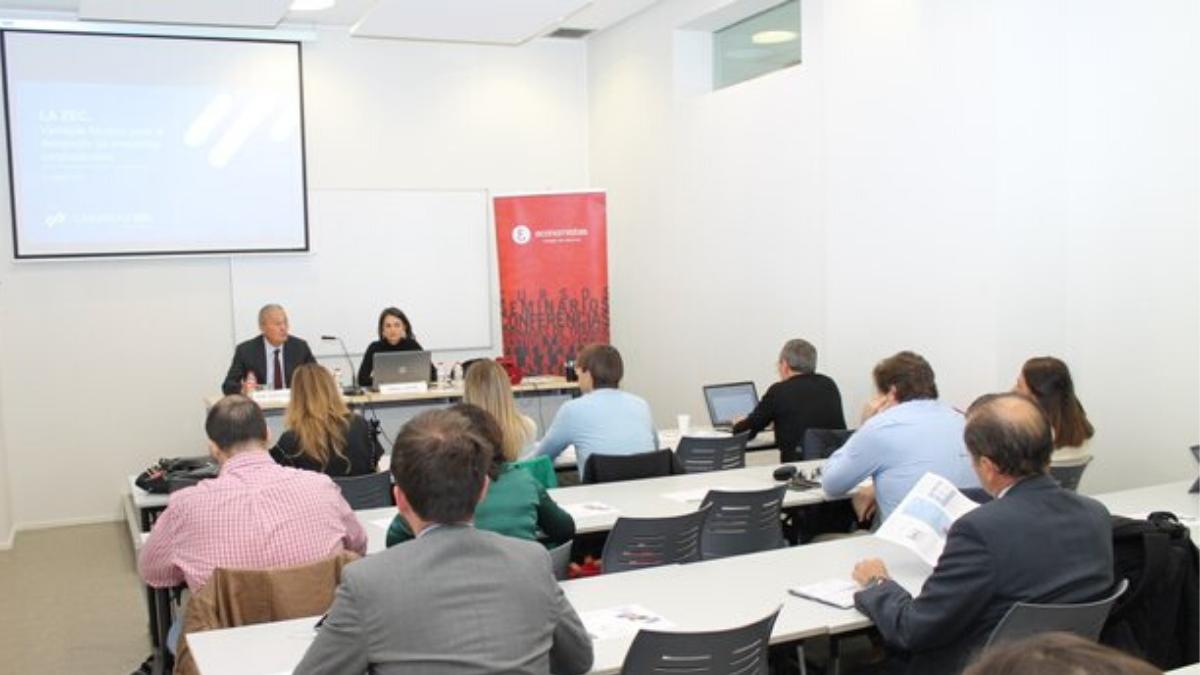 Promoción de la ZEC en Valencia