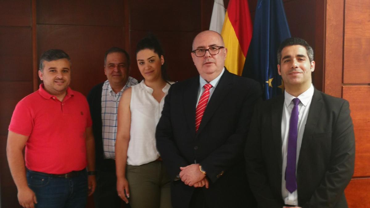 Encuentro para fomentar alianzas entre la ZEC y ASTF