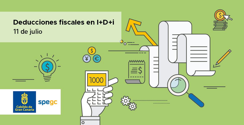 Jornadas deducciones fiscales a la IDi